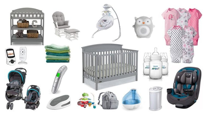 Must have Things for a Growing Baby
