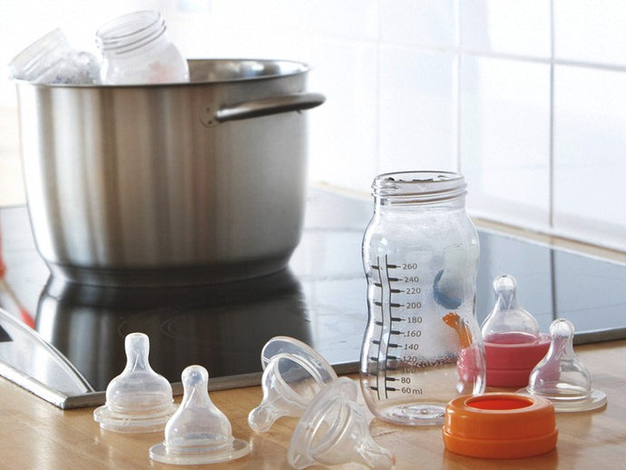 When Can You Stop Sterilizing Your Baby's Bottles?