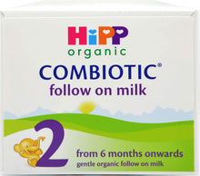 Load image into Gallery viewer, HIPP UK Organic BIO COMBIOTIC Stage 2 - variant 7