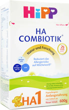 Load image into Gallery viewer, HIPP  HA Combiotik 1 - Hypoallergenic Infant Formula - variant 3