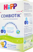 Load image into Gallery viewer, HiPP German Stage 2 Combiotic Follow-on Infant Milk Formula, 600g  | 12 Units