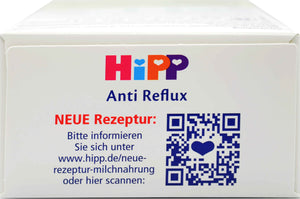 HiPP AR Germany Anti-Reflux Milk Formula, 500g