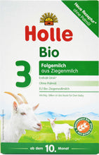 Load image into Gallery viewer, HOLLE Organic Goat Milk Stage 3 (400g) - version 1