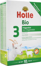 Load image into Gallery viewer, HOLLE Organic Goat Milk Stage 3 (400g) - version 3