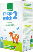 Load image into Gallery viewer, Lebenswert Anfangsmilch Stage 2 Organic Infant Milk Formula, 500g | 10 Units