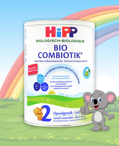 HiPP Dutch Stage 2 Combiotic Infant Milk Formula, 800g