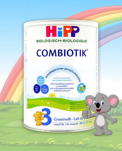HiPP Dutch Stage 3 Combiotic Toddler Formula, 800g