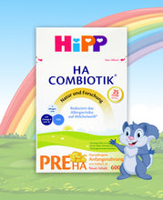 Load image into Gallery viewer, HiPP HA Germany Hypoallergenic Stage PRE, 600g