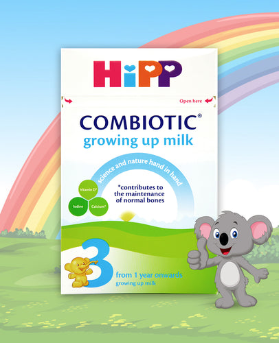 HiPP UK Stage 3 Combiotic Toddler Formula, 600g