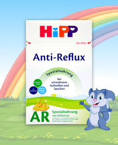 HiPP AR Germany Anti-Reflux Milk Formula, 500g | 24 Units