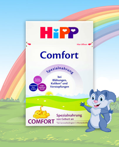 HiPP Comfort Germany Milk Formula, 500g