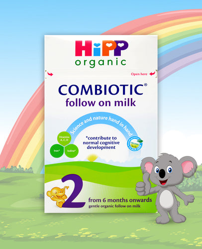 HiPP UK Stage 2 Combiotic Follow-On Infant Milk Formula, 800g