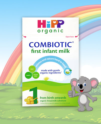 HiPP UK Stage 1 Combiotic First Infant Milk Formula, 800g