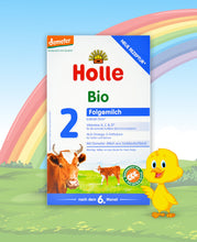 Load image into Gallery viewer, Holle Bio Stage 2 Organic Infant Milk Formula, 600g | 12 Units