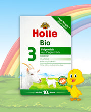 Load image into Gallery viewer, Holle Goat Stage 3 Organic Toddler Formula, 400g