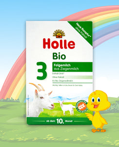 Holle Goat Stage 3 Organic Toddler Formula, 400g