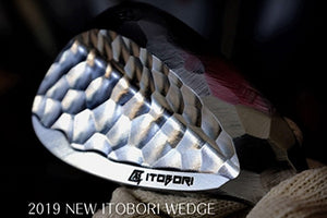 Black Chrome NC Wedge