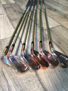 Cavity  | Burning copper  Iron Set with Shaft 50R