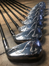 Dragon Weld Iron 5 to Pw aw sw with crazy stp tour iron shaft 95 multi flex