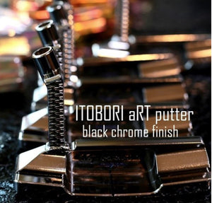 Black Chrome Finish Putter - ITOBORI