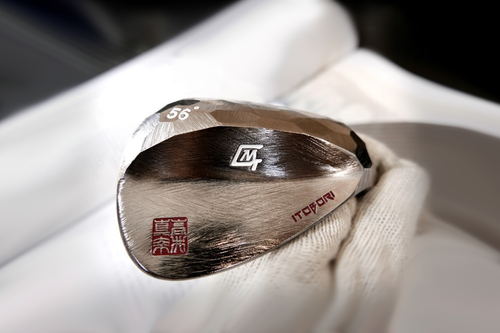Black Chrome Wedge - ITOBORI