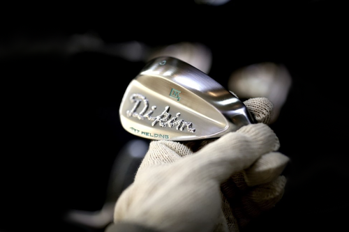 Artwelding Chrome Satin Wedge - ITOBORI