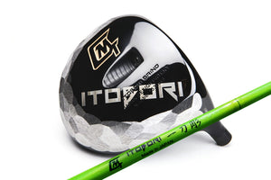 Itobori Black Driver + Itobori Green Bamboo Shaft
