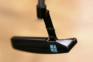 Dragon Weld Black Boron Putter - ITOBORI