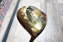 Itobori Gold Dragon Limited Edition Driver - ITOBORI