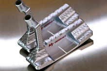 Top Grind Snow Chrome Putter - ITOBORI