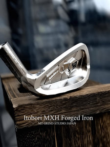 MXH Boron Mirror Iron Set