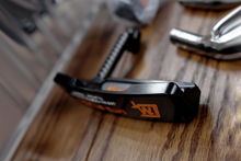 Top Grind Black Boron Finish Putter - ITOBORI