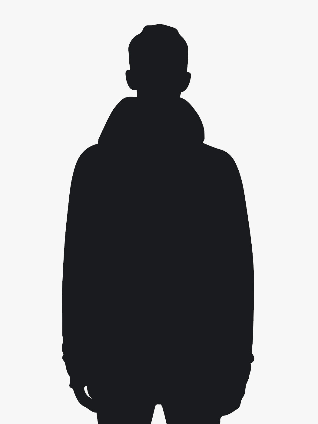 Black Angled Buckle Jacket - Blue - ITOBORI
