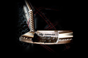Tuned Neck Black Chrome Putter - ITOBORI