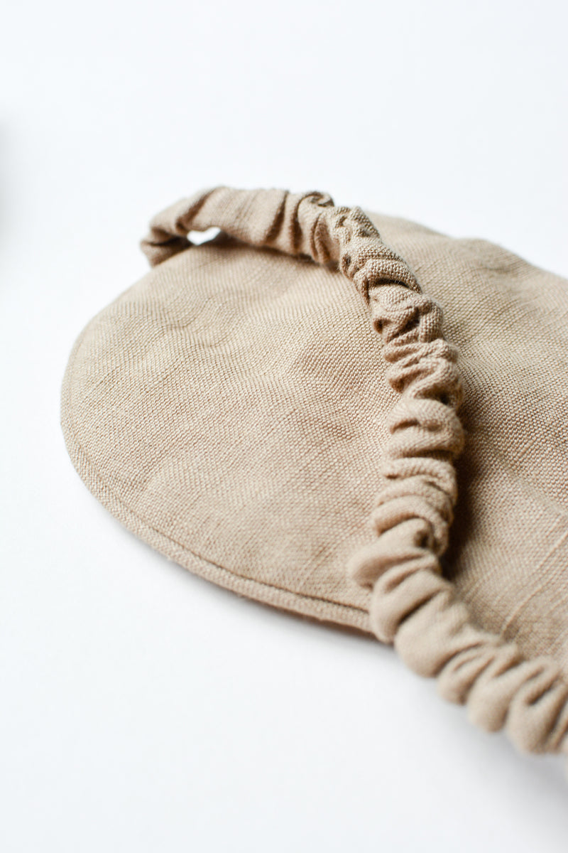 Linen Sleep Mask