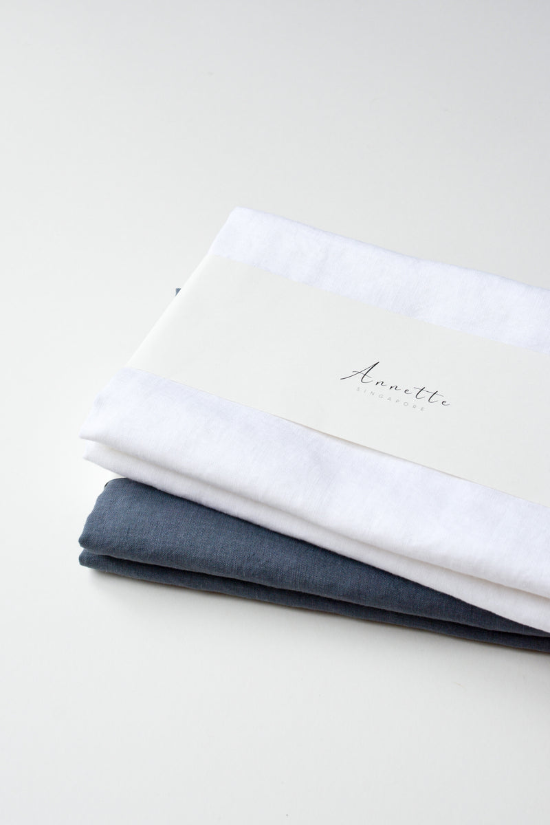 Linen Pillowcase Set