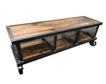 Copley Industrial Coffee Table