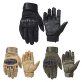 Stunning motorcycle gloves (smartphone compatible)