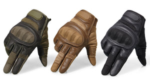 Amazing motorcycle gloves (smartphone compatible)