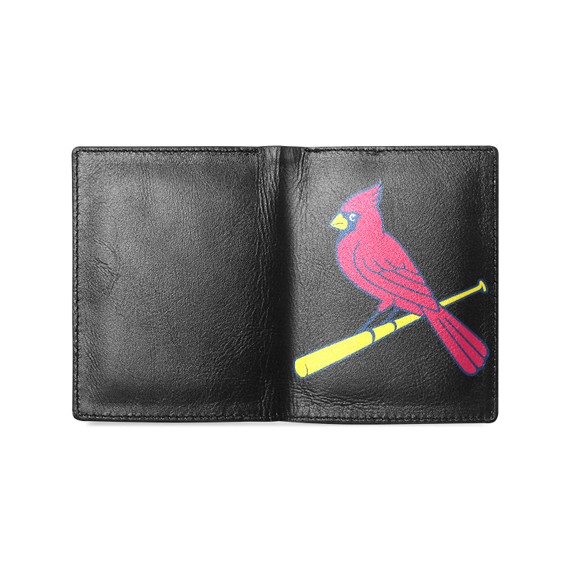 Men's Cardinals Leather Wallet
