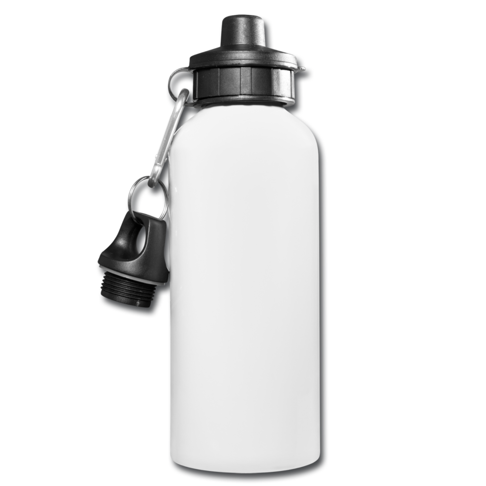 Personalize Your Onw Water Bottle - white