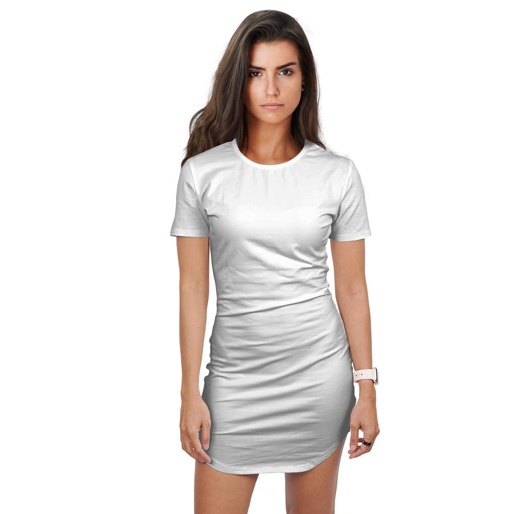 Personalize Your T-Shirt Dress