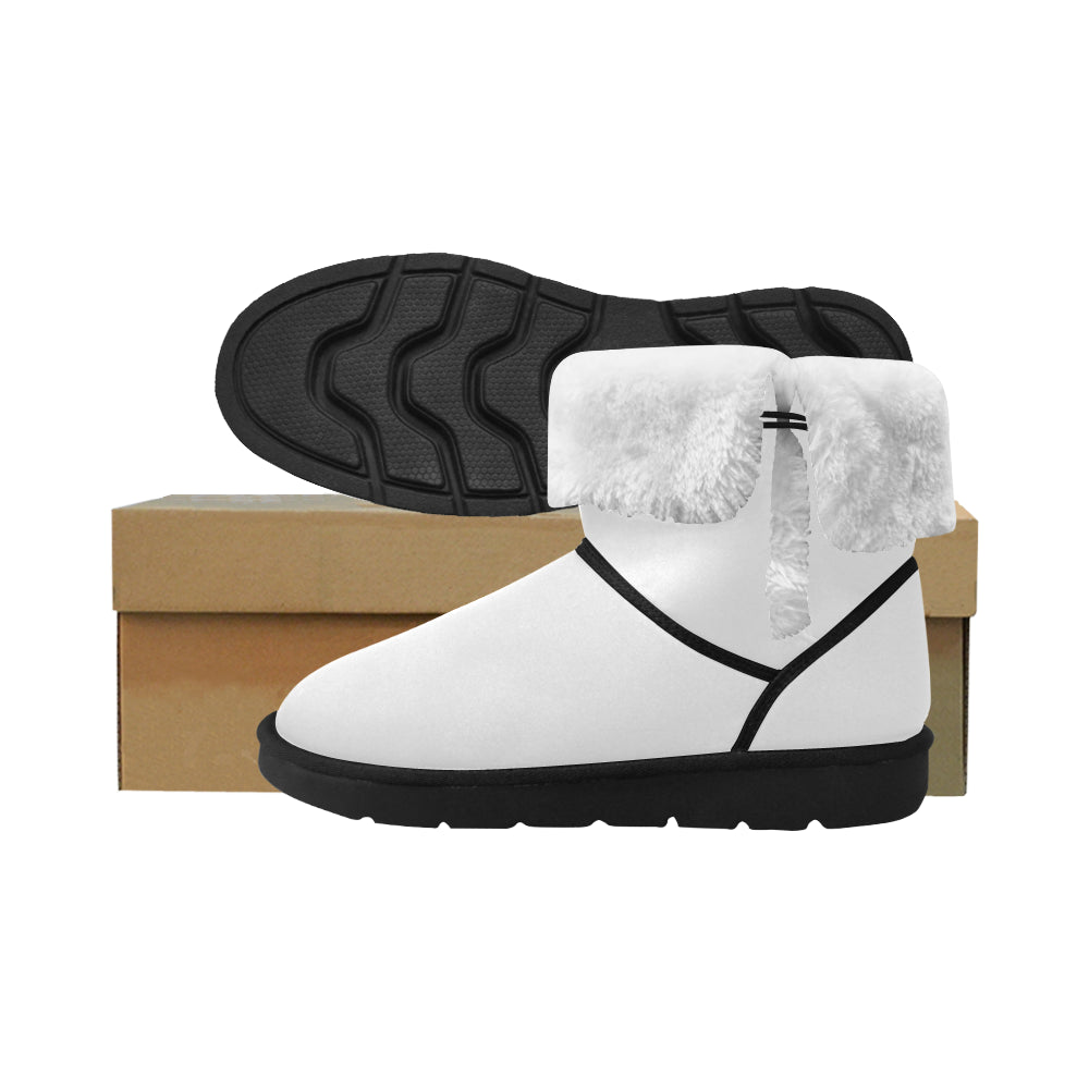 Personalize Your Women's Mid Calf Snow Boots