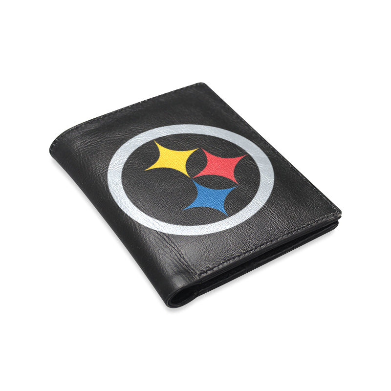 Men's Steelers Leather Wallet