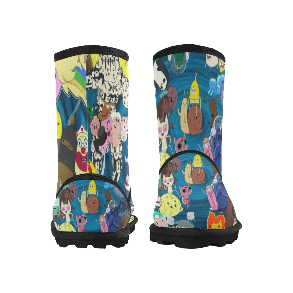 Child's Adventure Time Snow Boots