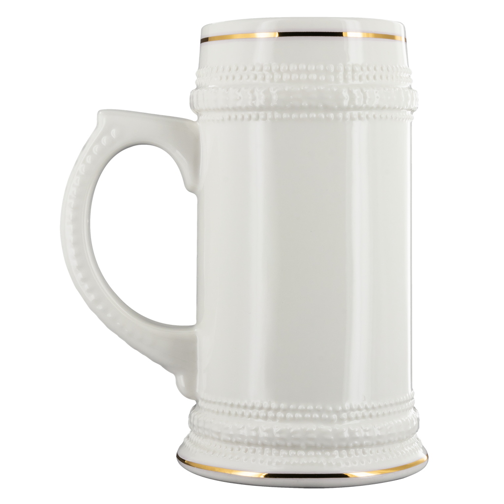 Personalize Your 22oz Beer Stein