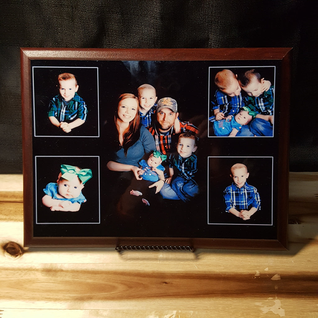 Personalize Family Plaque