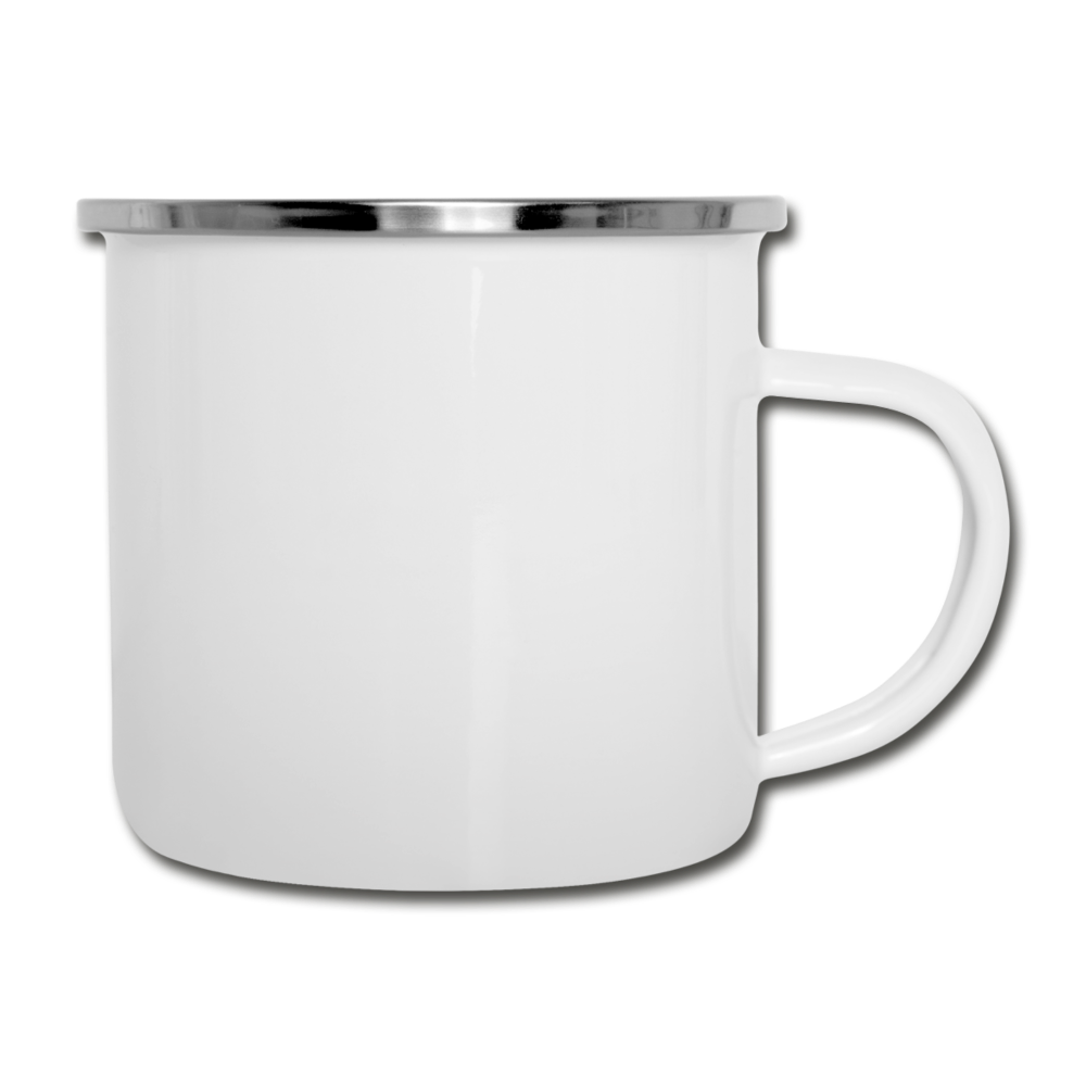 Personalize Your Camper Mug - white