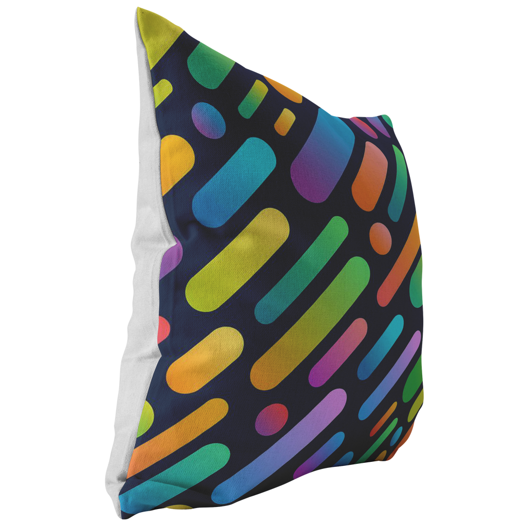 Abstract Accent Pillow (4 sizes)