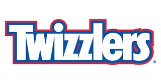 A picture of the Twizzlers logo against a white background.